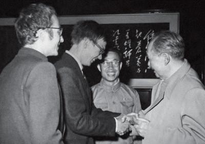 Tron Øgrim møter Mao