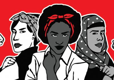 Knus norsk utbytting av kvinner i tredje verden - kvinnefrigjøring krever revolusjon