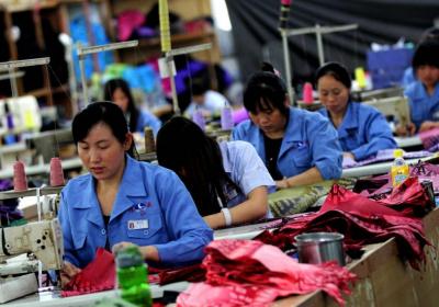 kvinnelige arbeidere i nord-vest kina
