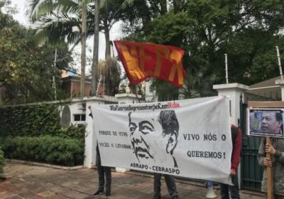 Solidaritet med mexicansk fange