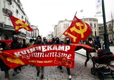 8 mars kvinne kamp kommuisme klassestandpunkt mot prostitusjon