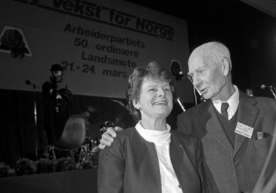 Brundtland og Gerhardsen